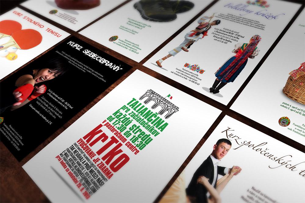 pc krTko - plagáty