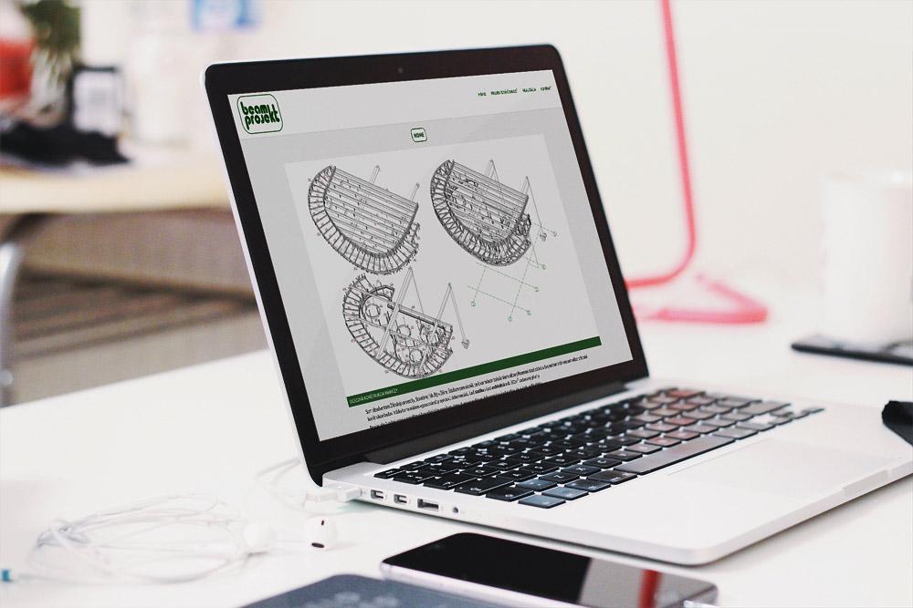 Beam Projekt - web